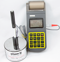 non destructive portable hardness testers