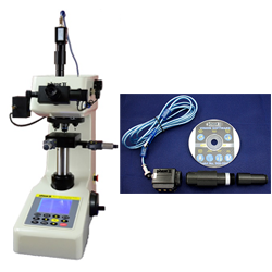 Micro Vickers Hardness Testers, (Micro Hardness Testers) and Macro Vickers Hardness Testers