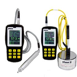 Non-Destructive Portable Hardness Testers